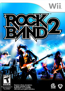 Rock band 2 et Lego