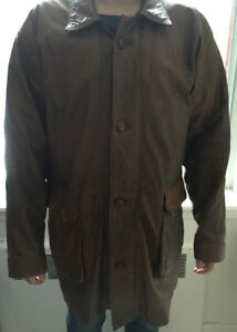 Astor leather jacket made in Germany.