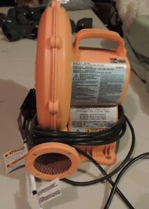W-2L Air Pump Blower for Slide or Bounce House - RETAIL $100