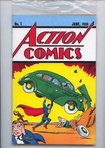 ACTION COMICS #1 SEALED REPRINT