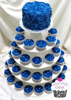 Sweet Chillz Cakes~ Beautiful Wedding Cupcakes For Your Big Day!