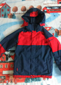 Quicksilver Boy's size 14 Jacket