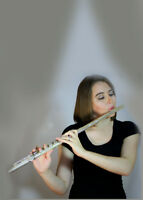 Flute and music lessons in the Cambridge area