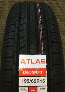 PNEUS NEUF NEW TIRE 195/65R15 GUARANTIE 100000KM ATLAS MICHELIN