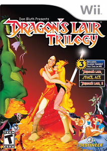 Looking for Dragon's Lair Trilogy for Wii