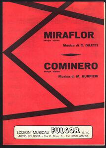 MIRAFLOR-C-Diletti-COMINERO-M-Gurrieri-SPARTITO