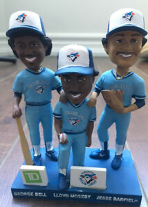Brand New - Blue Jays - Turn Back The Dial Bobblehead