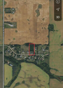 2.9 Acre lot in Established Subdivision in Bremner Area