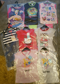 Girls 5-6 Years Clothes - All New