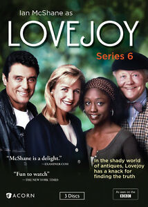 ACORN DVD & Blu Ray Releases - Murdoch, Poirot, Lovejoy ++