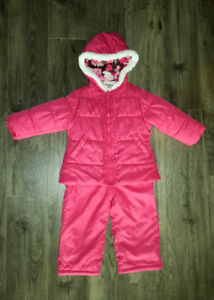 Winter Jacket With Snow Pants