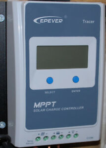 Epever Tracer MPPT Solar Charge Controller - Brand New