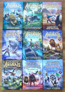 SPIRIT ANIMALS Original & FALL OF THE GREAT BEASTS Series
