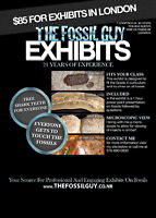 Fossil Exhibitor