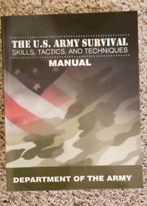 Us army survival manual (new)