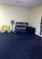 Fitness Space for Rent, Phat Foods and More, Waterloo
