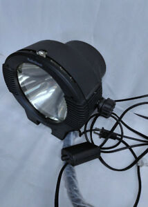 Large Strobe Light (Adjustable Speed) For Parties or Pests