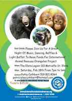 Dance/Party In Support of International Animal Rescue's Oranguta