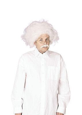 # Einstein's Weiß Perücke Mad Professor - Einstein Perücke Kostüme