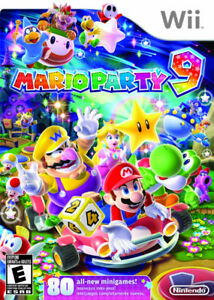 Mario Party 9 for Wii