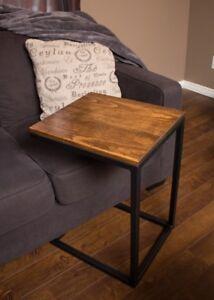 Handmade Custom Side Tables