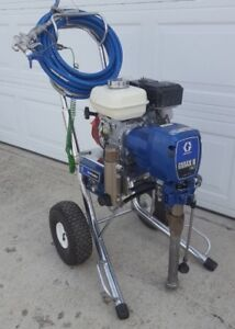 Graco GMAX 11 7900 gas paint sprayer