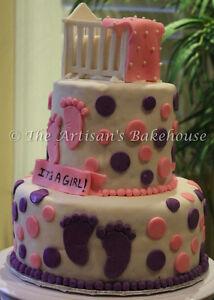 Custom Cakes and Desserts! Cambridge Kitchener Area image 9