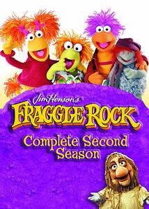 Fraggle Rock Season 2 (Brand New and Sealed)