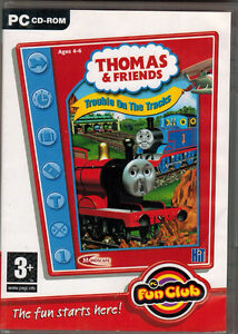 Thomas and Friends - Trouble On the Tracks PC Game