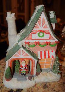 Bombay Christmas gingerbread house light up Reg $59  selling for