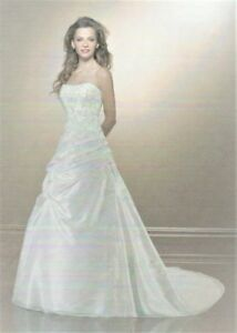 Mori Lee Wedding Gown For Sale