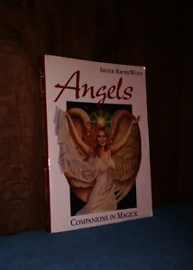 Angels: Companions in Magic by Silver Raven Wolf