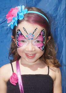 Amazing Face Painting by Faces by 2 Peterborough Peterborough Area image 3