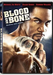 Blood-And-Bone-DVD-Michael-Jai-White-Julian-Sands-UK-R2-Drama-Brand-New-Sealed