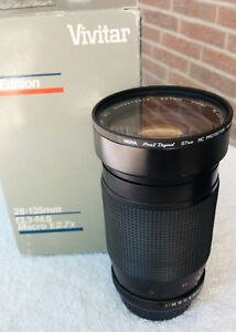 Vivitar 28-135mm F3.3-4.5 with 67mm Clear Filter London Ontario image 7