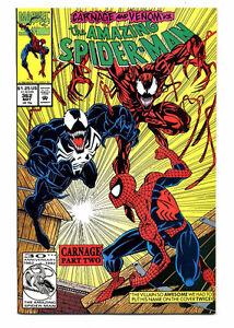 Amazing Spider-Man # 348, 350, 362 et plus 42 comics NM range