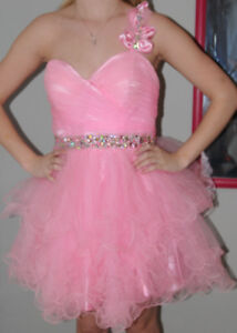 Prom/Graduation Dress Light Pink