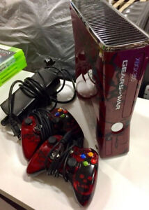Xbox360 320GB with 39 games (Limited Collectors Edition console)
