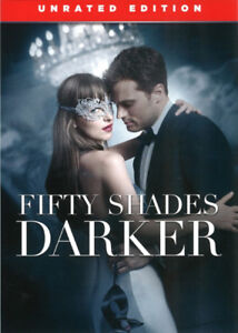 Fifty Shades Darker (Unrated DVD)