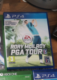 Ps4 Rory mcilroy pga golf great condition see pics