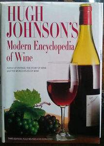Books on Wine