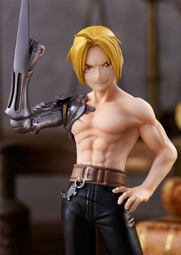Full Metal Alchemist Edward Elric POP UP PARADE GOOD SMILE COMPANY