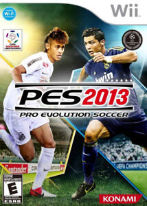 Perfect Condition PES 2013 Wii