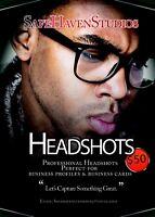 Affordable Professional Headshots