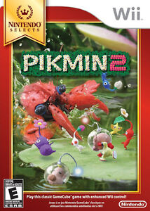 Pikmin 2 for the Wii