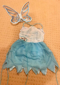 Toddler girl size 3T-5T Periwinkle dress up clothes with wand