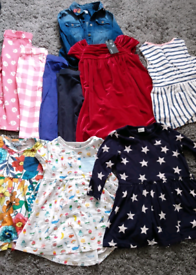 Girls 2-3 years including BNWT, Autograph, Next, Zara.
