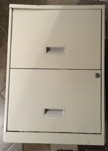 File Cabinet - Two Drawer