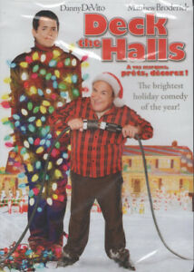 Deck The Halls, Danny Devito, Matthew Broderick Brand New DVD