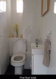 Bright double room with private balcony!
